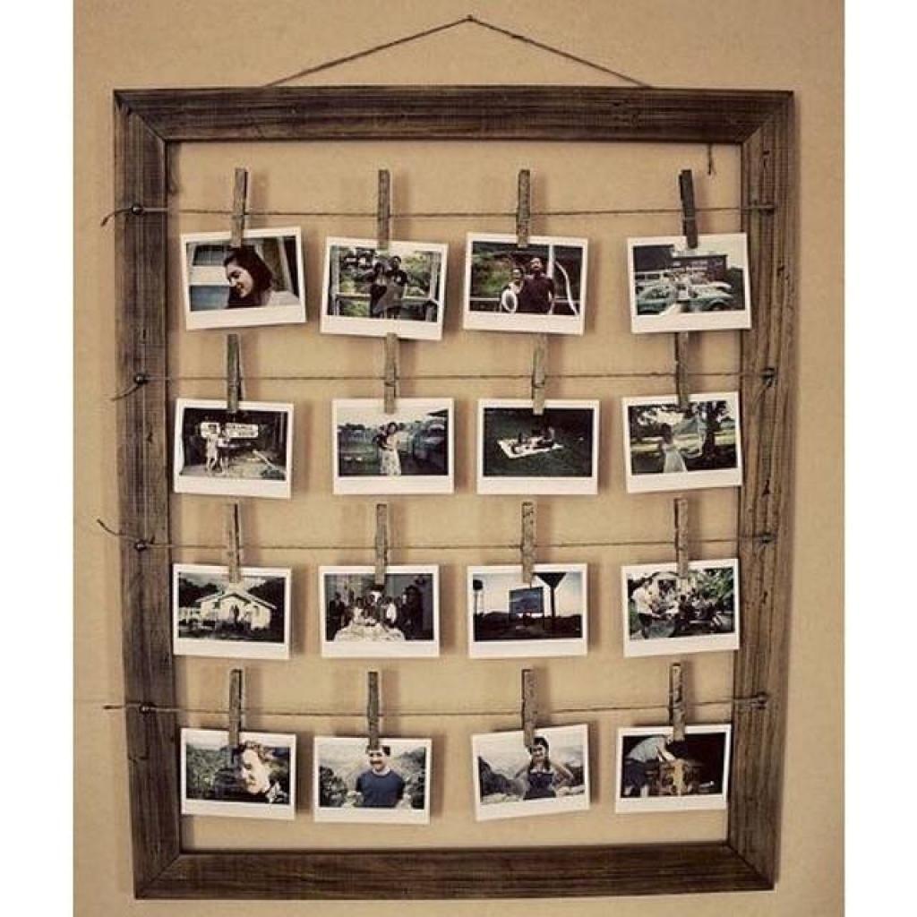 r cup rer un vieux cadre pour exposer vos plus belles. Black Bedroom Furniture Sets. Home Design Ideas