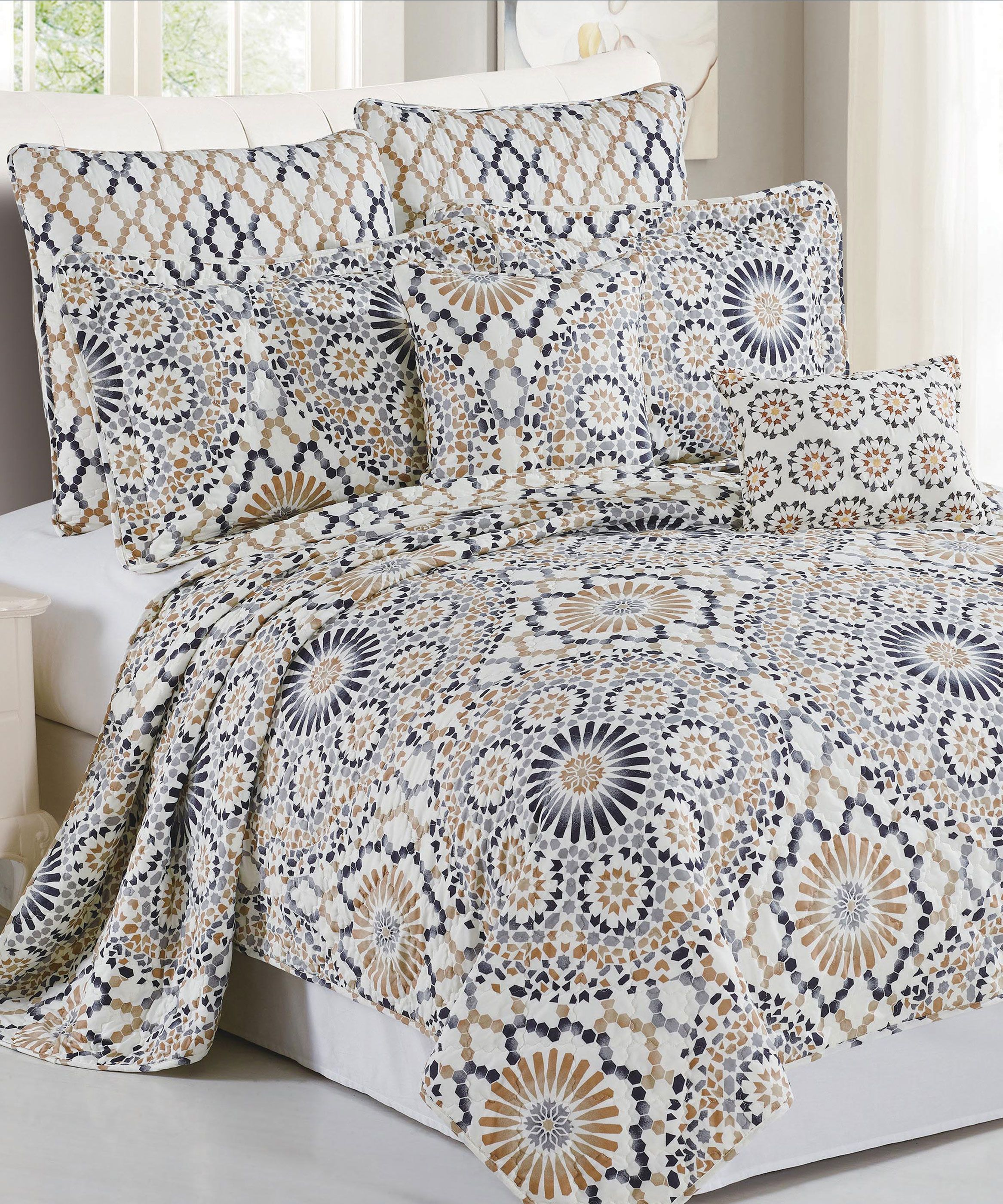 Pin On Complete 7 Piece Bed Spread Sets