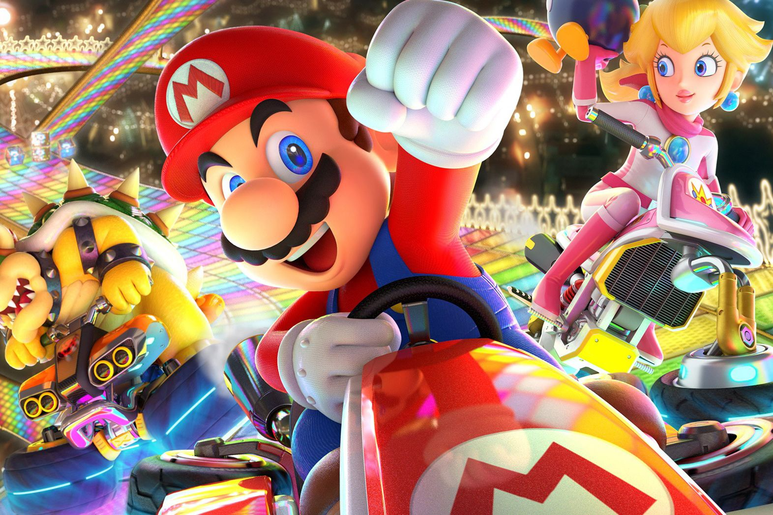 Nearly Half Of Nintendo Switch Owners Have Already Picked Up Mario Kart 8 Deluxe
