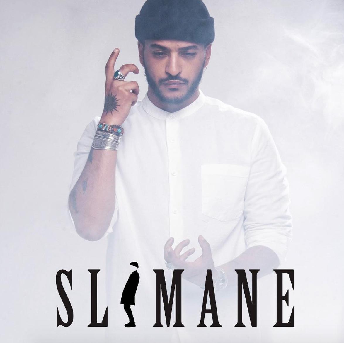 Gagnant de The Voice cette saison, Slimane débarque avec un premier album et un e-shop.