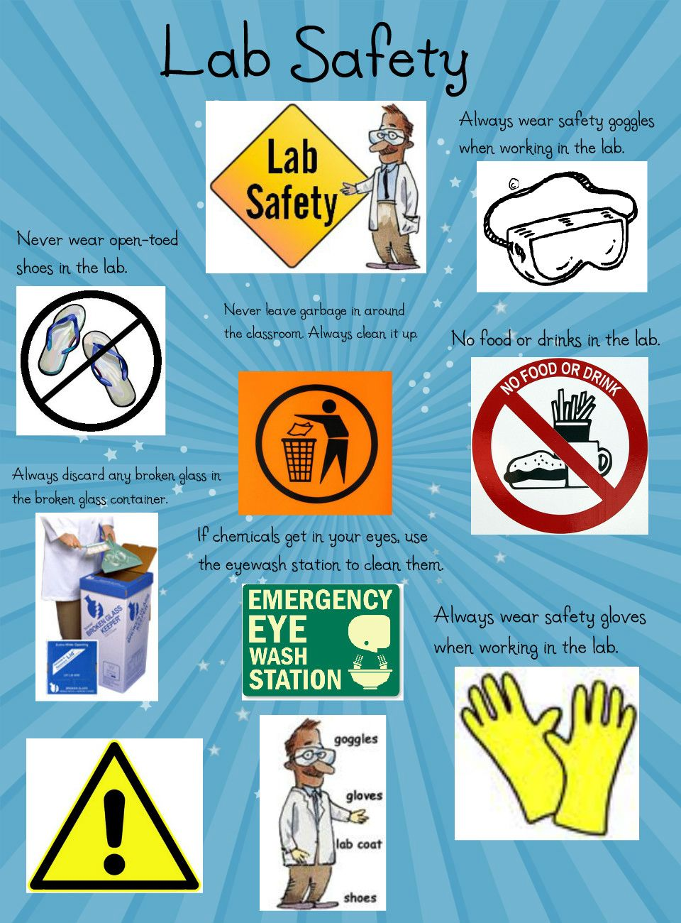lab safety Google Search Science safety, Lab safety