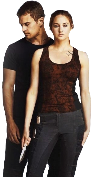 divergent tris and four png by nickelbackloverxoxox on