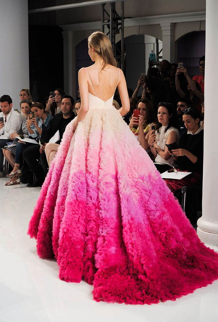The Biggest Trends and Best Gowns from Bridal Fashion Week ...