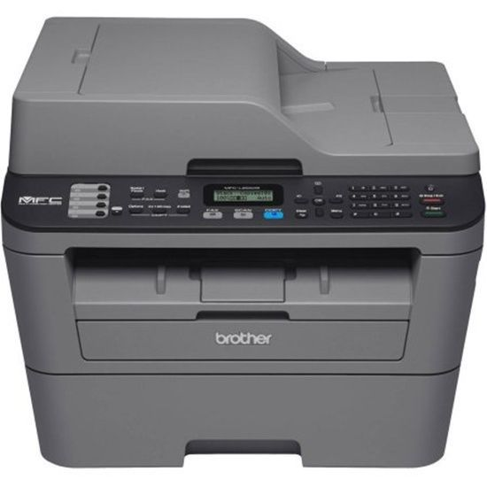 Brother Mfc L2680w Laser All In One Printer Copier Scanner Fax Machine Gray New