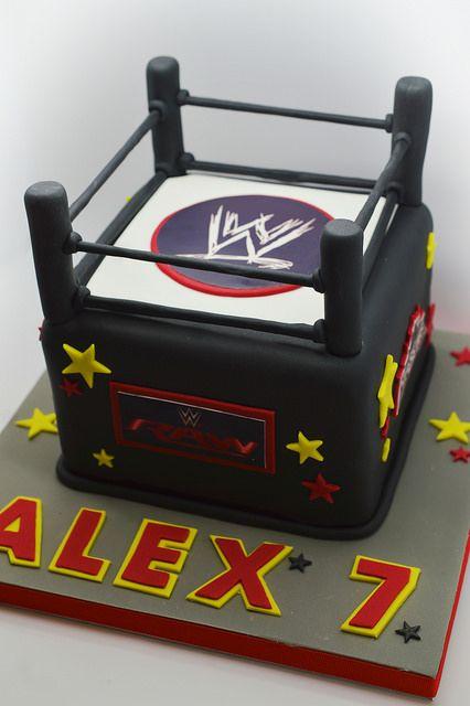 raw superstar ring
