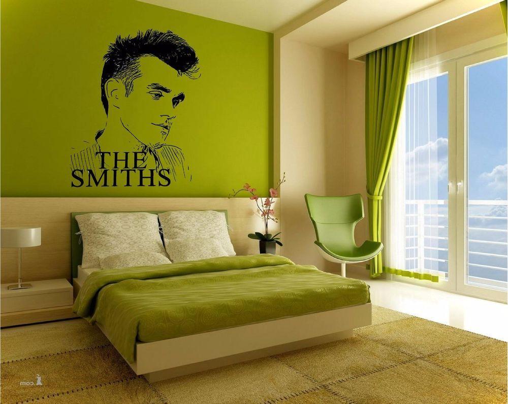THE SMITHS - Wall Art Sticker #BeInspiredWallArt #Modern   Be ...