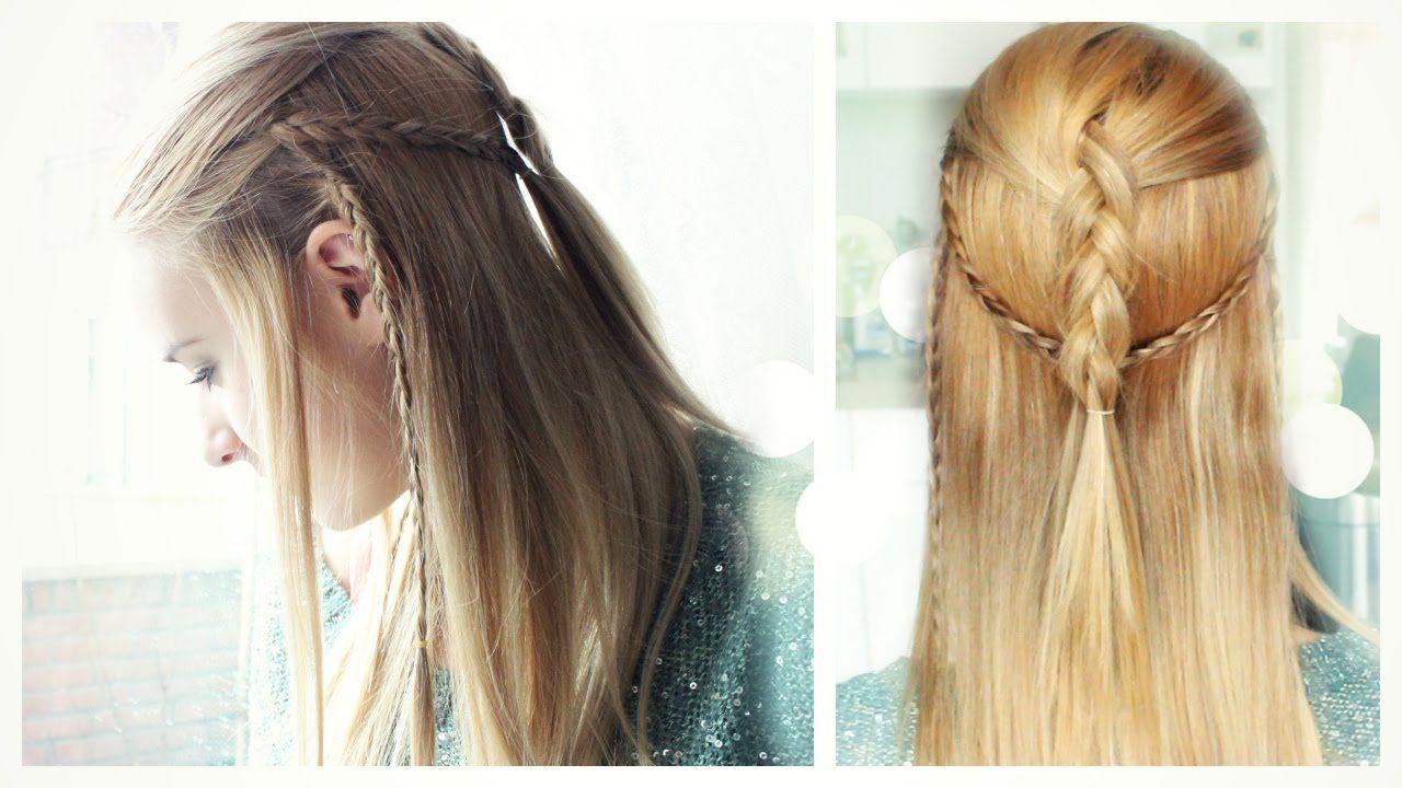 Pin By E Nickie On Vol Ii Elven Hairstyles Elf Hair Elvish Hairstyles