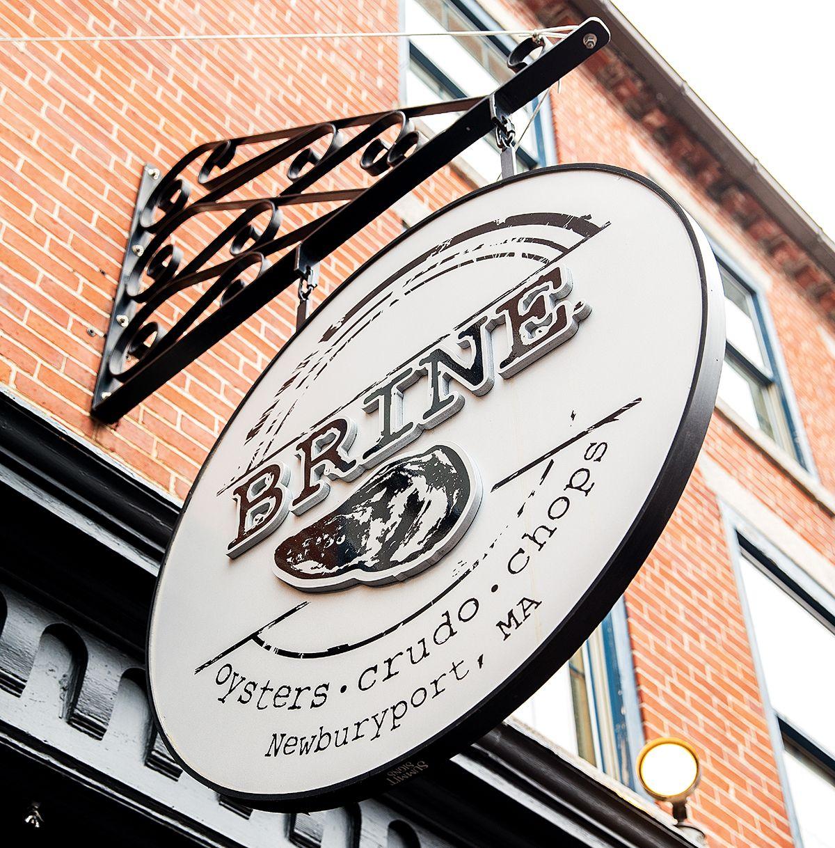 Brine Oyster Chop House Newburyport Ma Wonderful Place To Eat Such A Restaurants