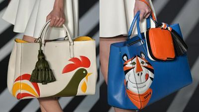 As a design agency we love brands and especially food brands, combine this with one our favourite designers Anya Hindmarch and you have Kelloggs inspired bags! They were unveiled at LFW this week. PD