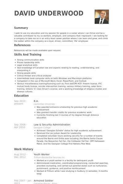 Cv Template Youth Central 1 Cv Template Pinterest Sample