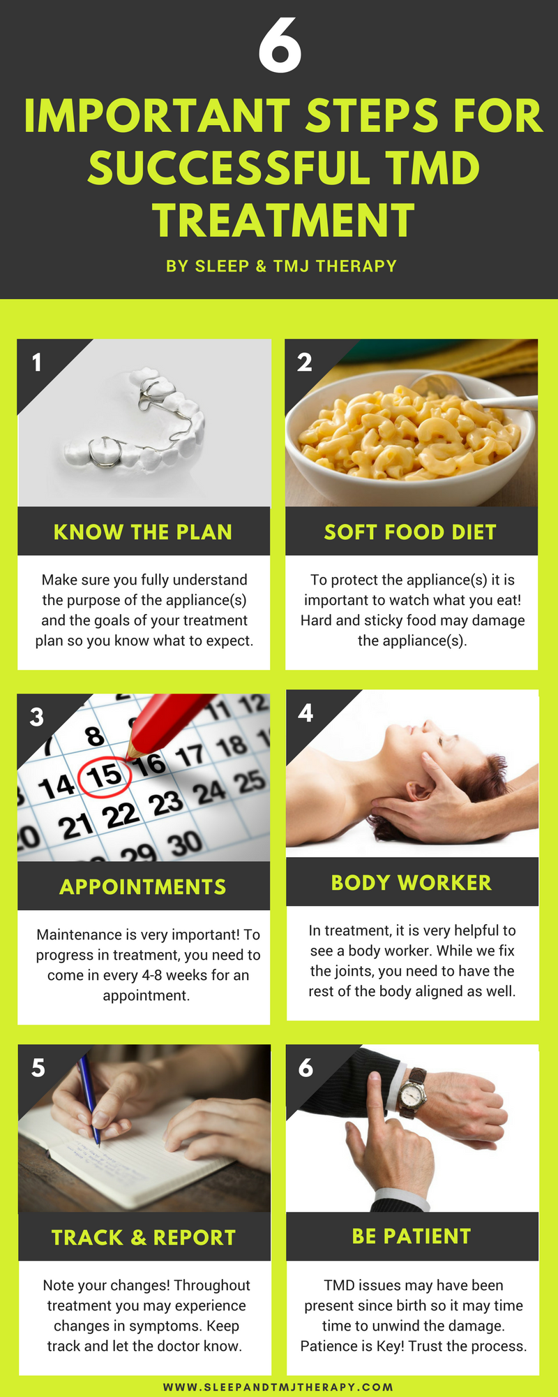 Pin by Sleep & TMJ Therapy on TMJ Tmj, Soft foods diet