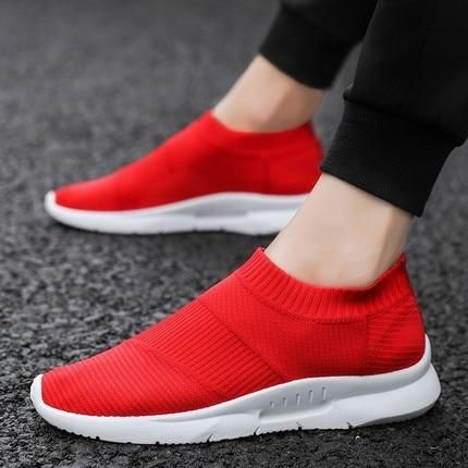 Trend 2018 Socks Sneakers Men sepatu pria Breathable Casual Shoes Men  Fashion Man Sneakers Comfortable Men s c9ef0a6f8e5