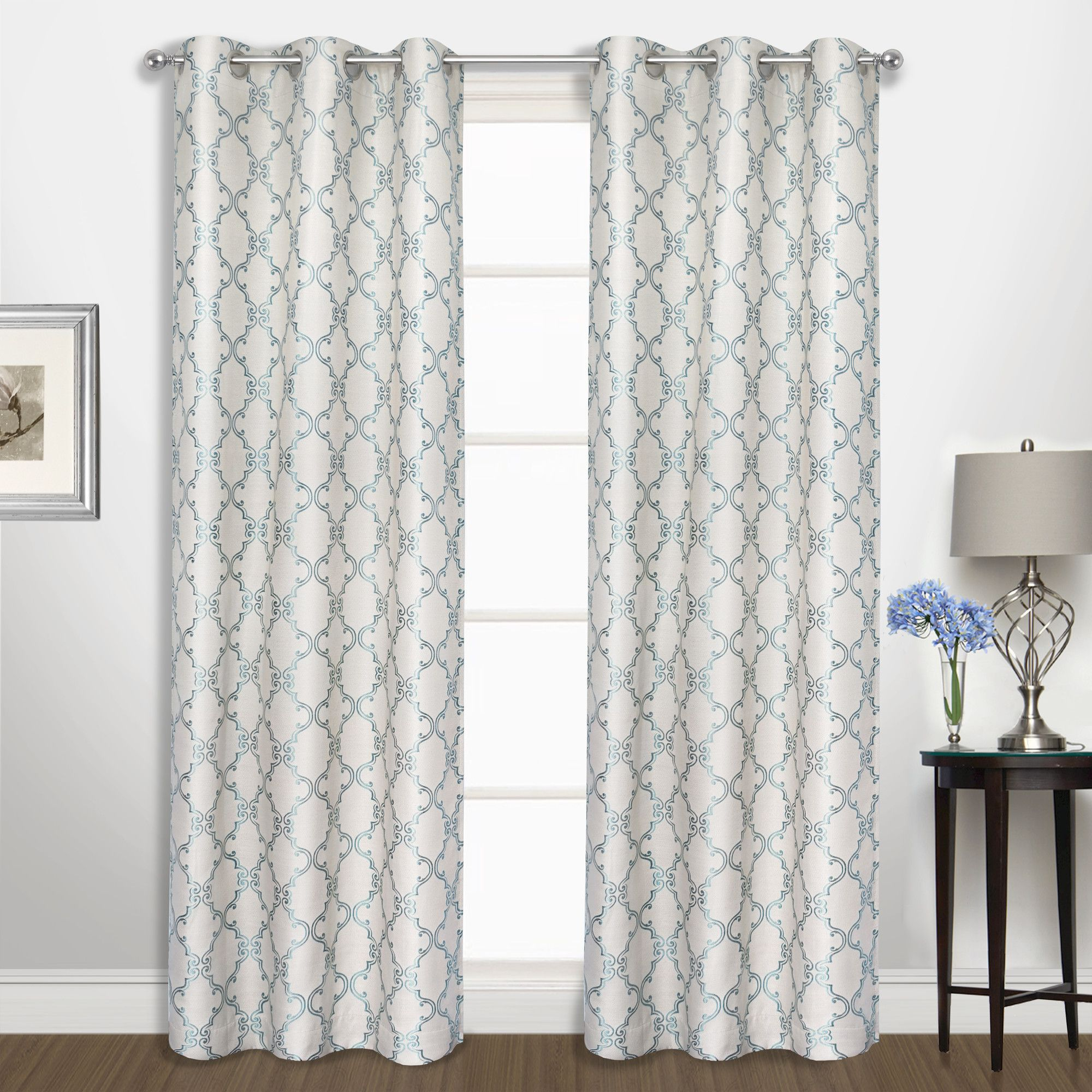 Georgia Curtain Panel