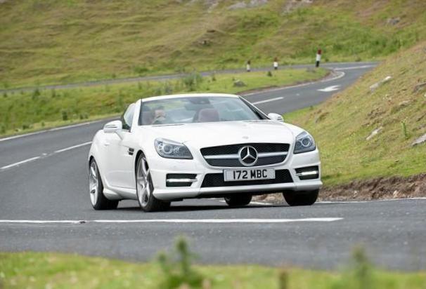 Mercedes Slk Class R172 Tuning Http Autotras Com Mercedes