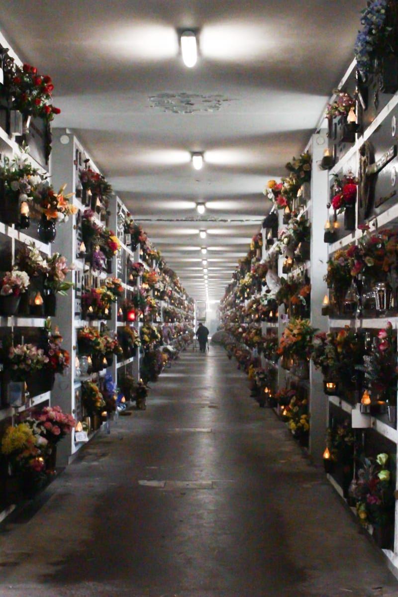Aldo Rossi, fedepugg · San Cataldo's cemetery in Modena