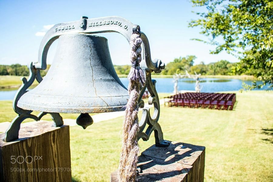 Ceremony Bell by philashrichards