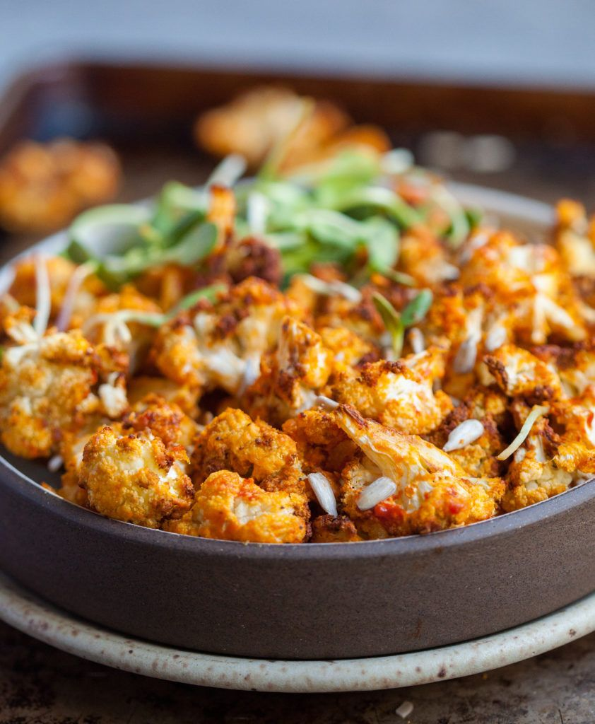 Air Fryer Buffalo Cauliflower Recipe (With images) Air