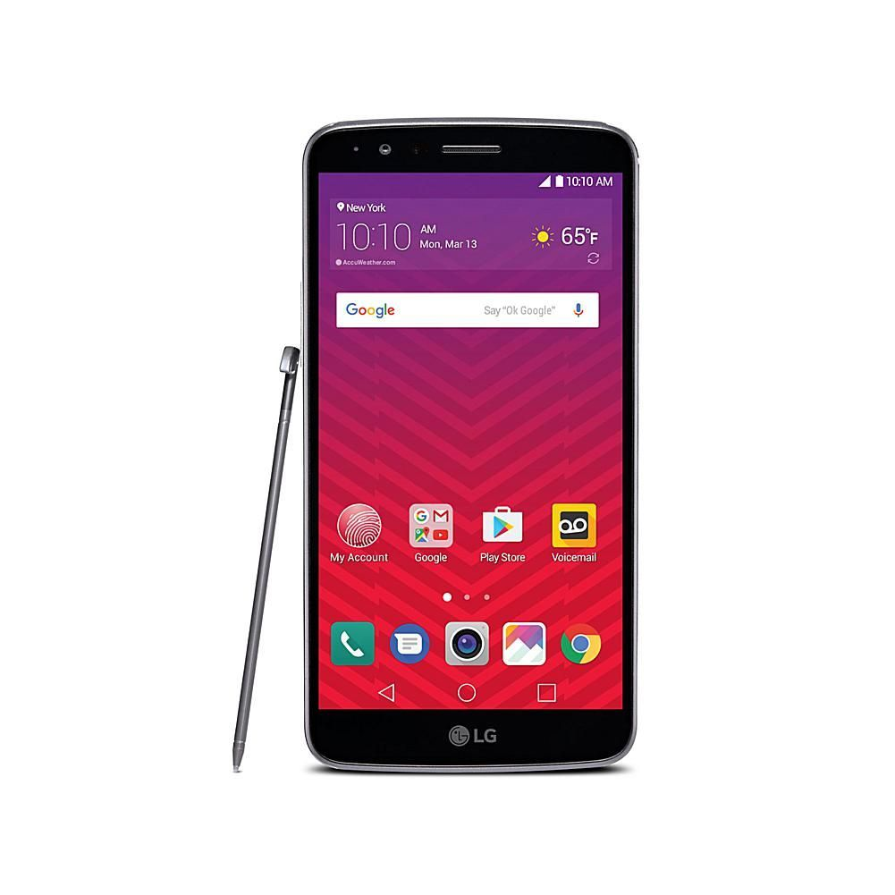 Lg stylo 3 5 7 4g lte hd android nougat smartphone with car charger apps