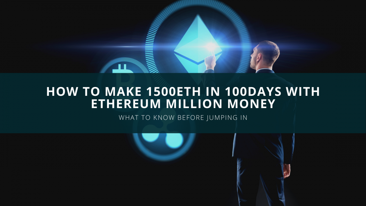 how to join ethereum million money