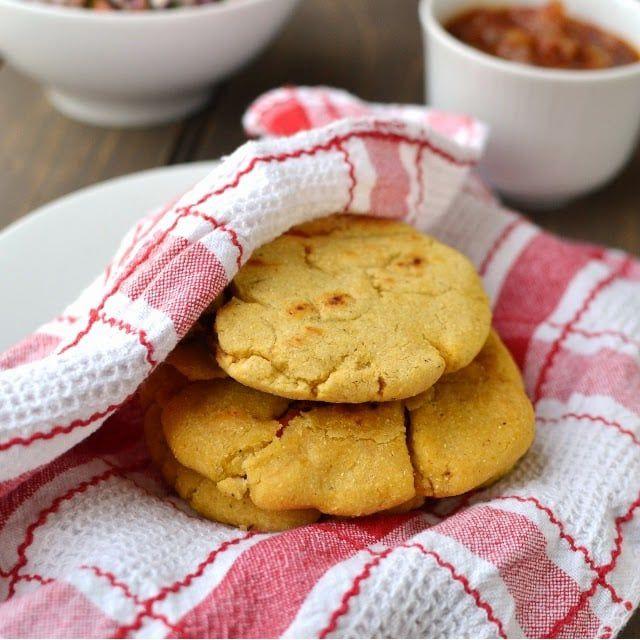 Vegetarian Pupusa Recipe   cookshideout   Cabbage slaw ...Salvadoran Pupusas Sauce