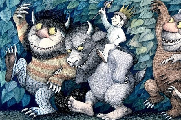 """In honor of what would have been Maurice Sendak's birthday, some great quotes by the famous children's author... """"Kids don't know about best sellers. They go for what they enjoy. They aren't star chasers and they don't suck up. It's why I like them."""" Source:  Buzzfeed"""