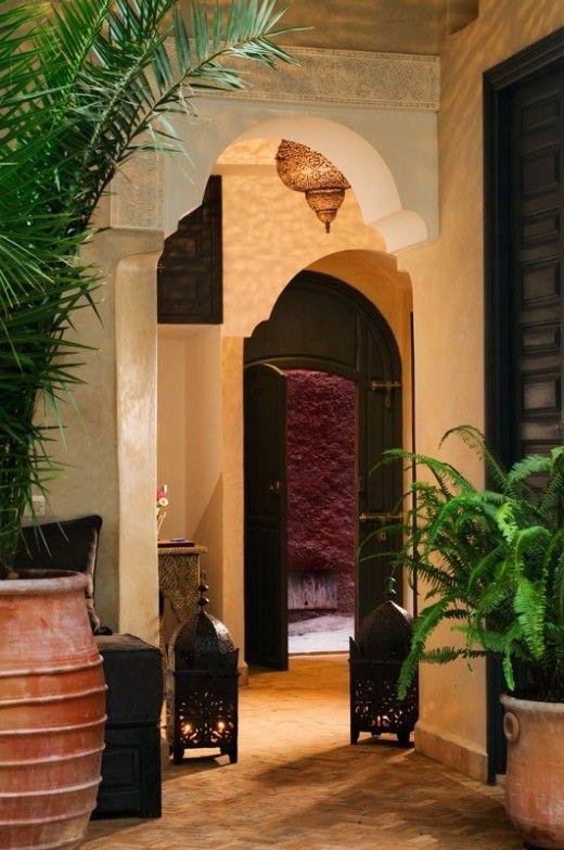 Pin de yunuen velazquez en ideas para decorar decoraci n - Decoracion arabe interiores ...