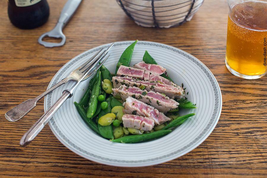 recipe: tuna steak salad dressing [20]
