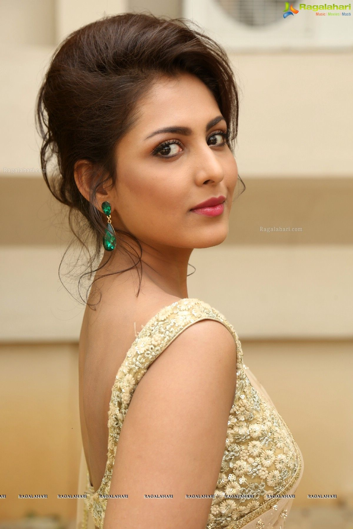 Madhu Shalini Nude Photos Great madhu shalini in saree photos - image 35 | indian fashion