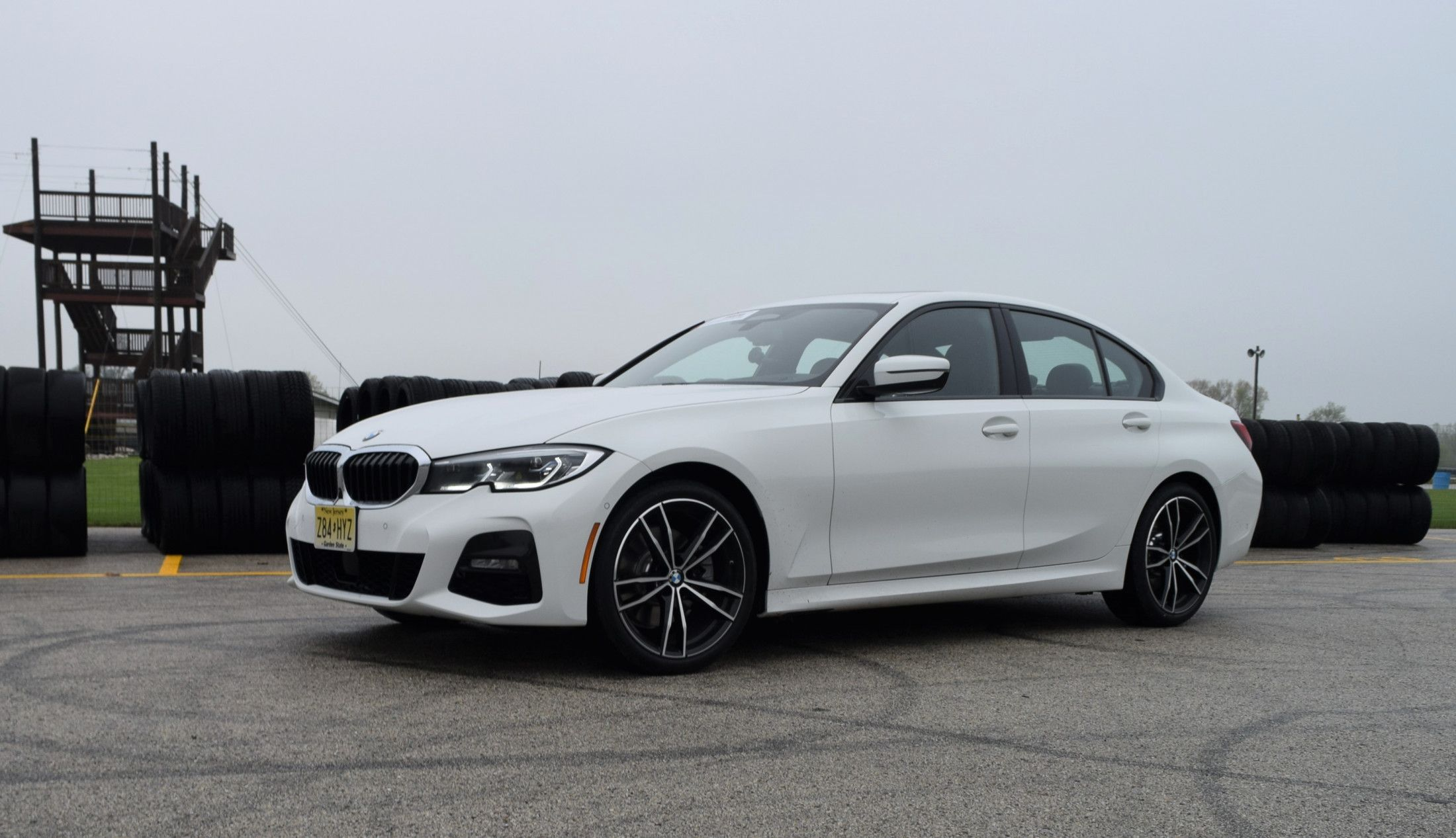 2020 Bmw 330i M Sport Xdrive First Drive Review Video Photo