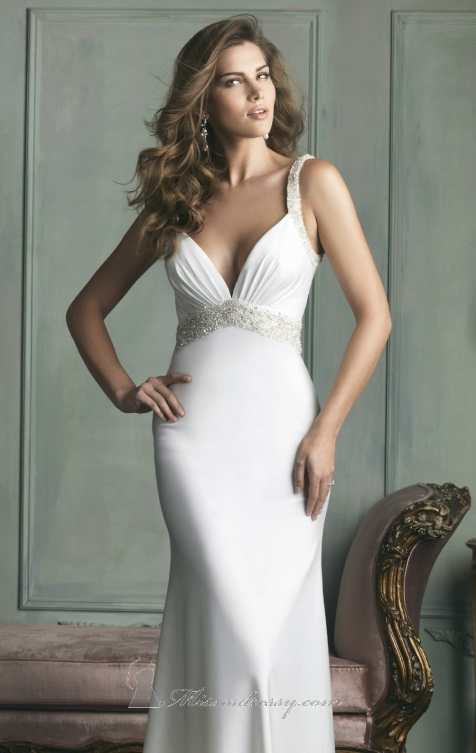 Allure 9102 by Allure Bridals after ceremony dress | Wedding Ideas ...