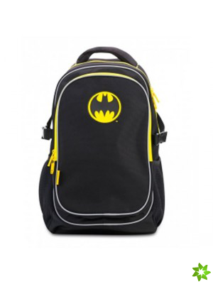 Batman ORIGINAL - Školní batoh s pončem  147eb3d3aa