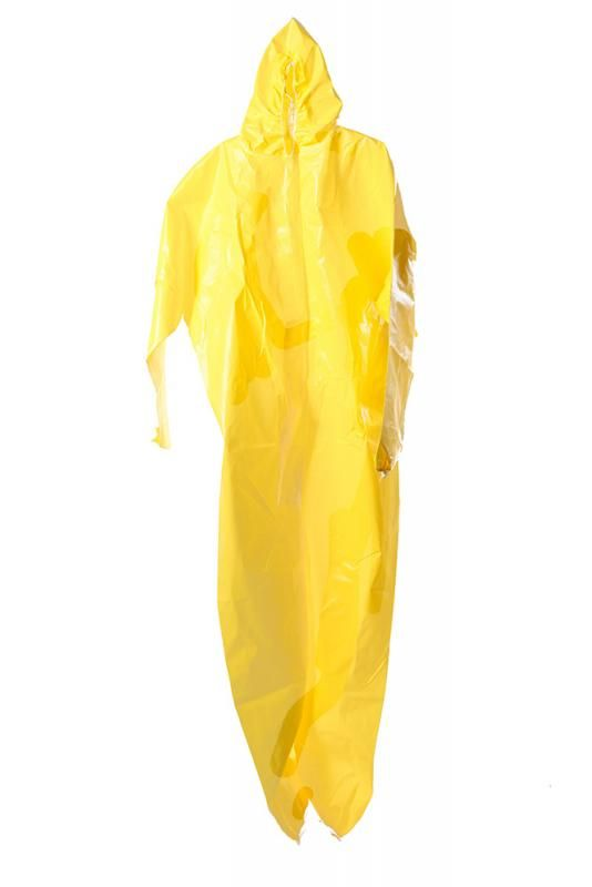 Walter White's Hazmat Suit from 'Breaking Bad' - Current price: $2100