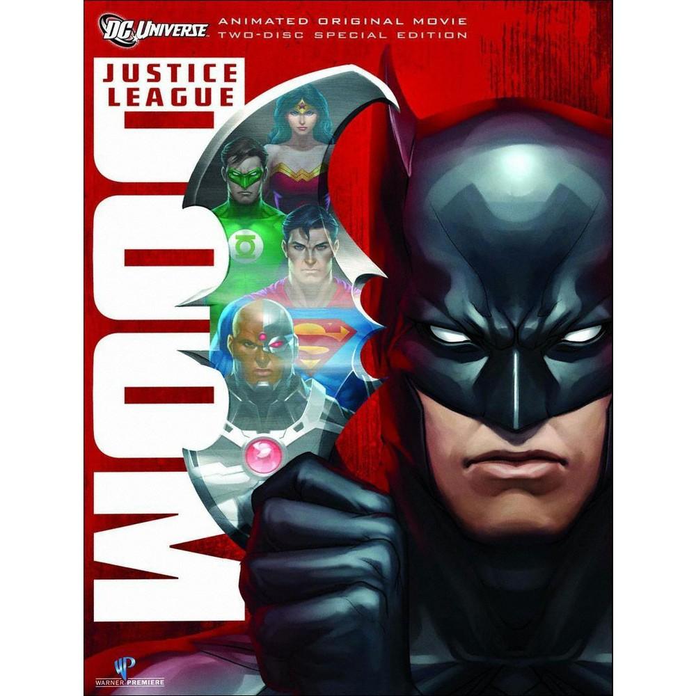 Justice League: Doom (Special Edition) (dvd_video ...