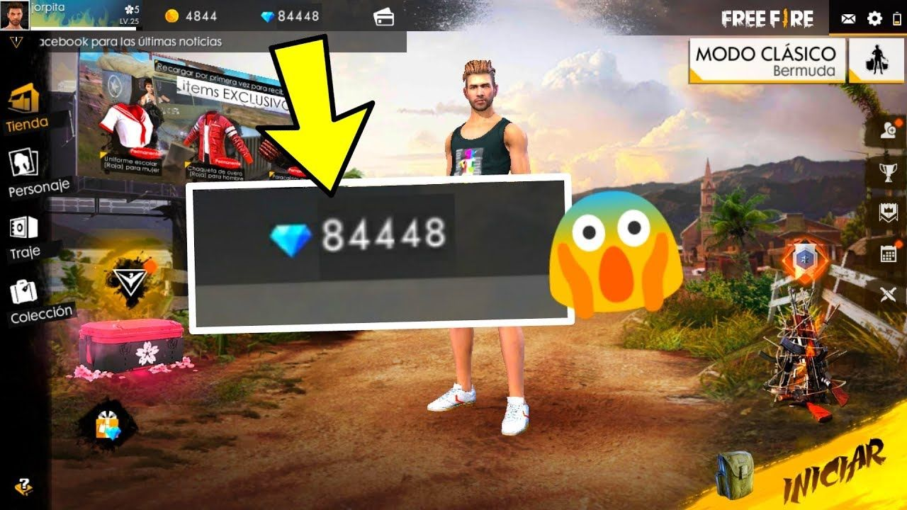 Garena Free Fire hack unlimited Diamonds and Coins ios