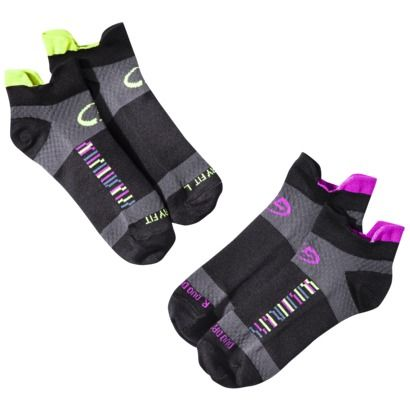 C9 By Champion 174 Women S 2 Pack Running Low Cut Socks