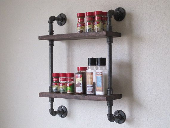 Spice Rack By Vintagepipedreams On Etsy 15900 Spice