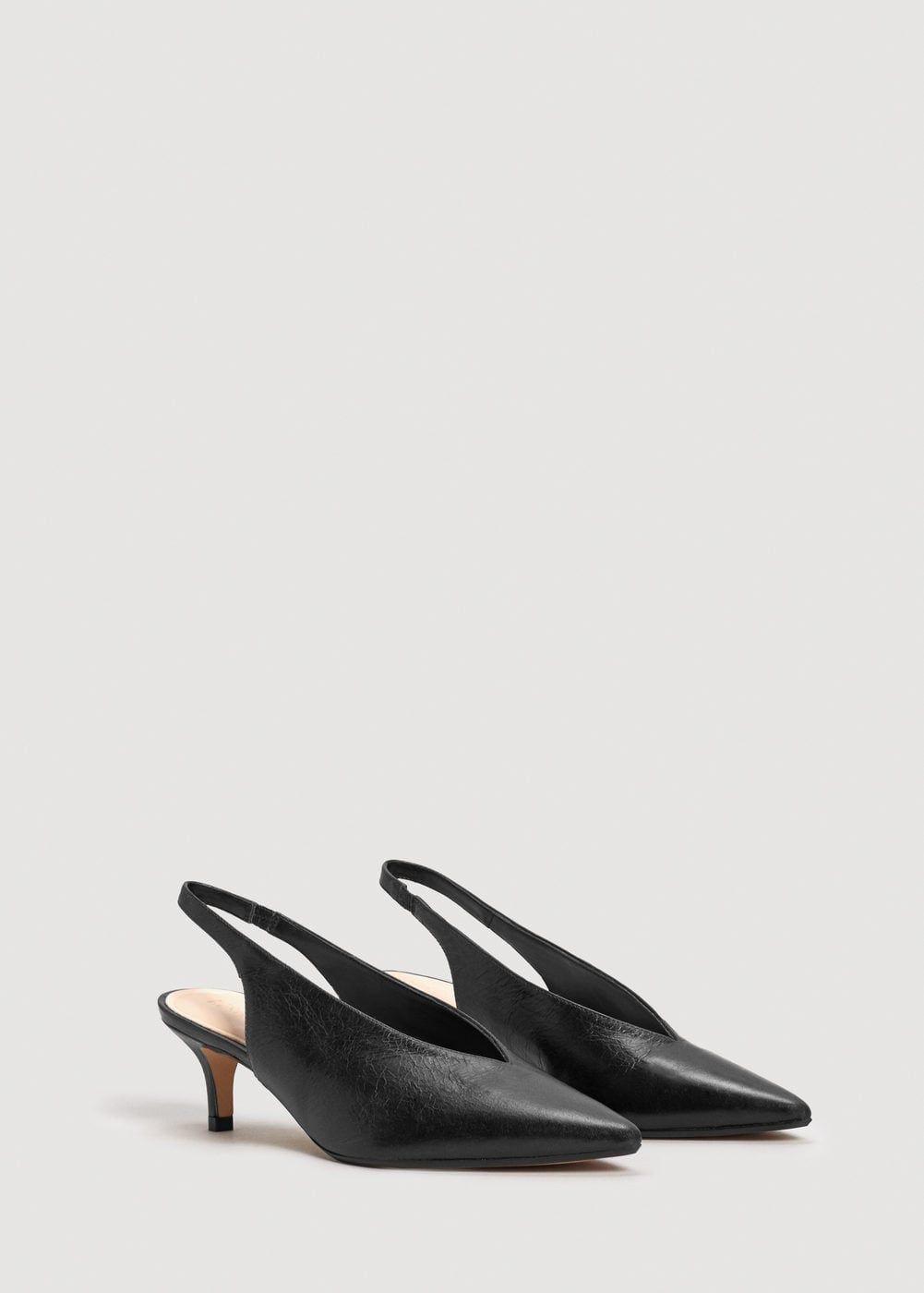 b1cea268 Zapato piel destalonado - Mujer en 2019 | WISHES | Zapatos, Zapatos ...