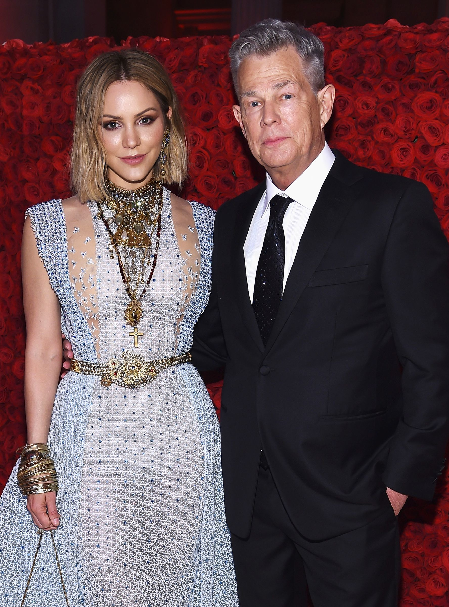 Katharine Mcphee Is Engaged To Yes That David Foster Beautiful Dresses Cocktail Dress Gowns Dresses