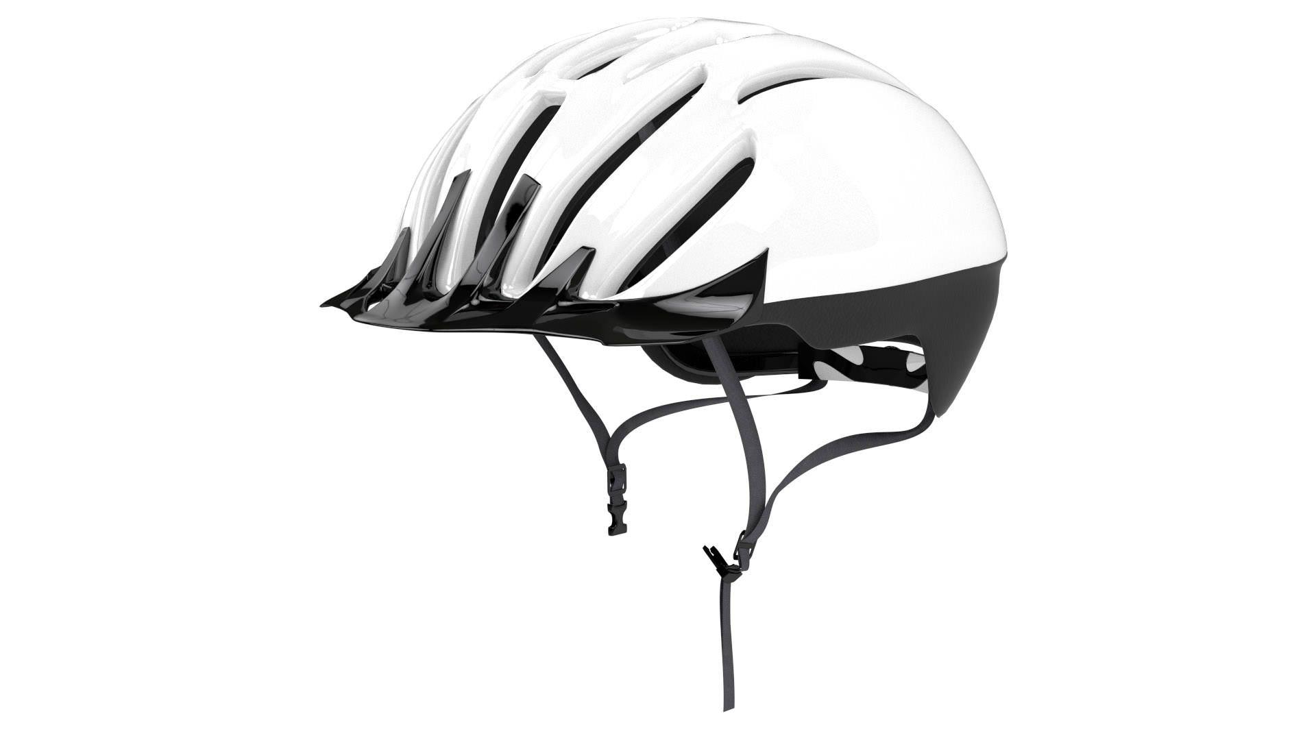bicycle helmet 3d model max obj fbx blend mtl 1 | 3d | Bicycle