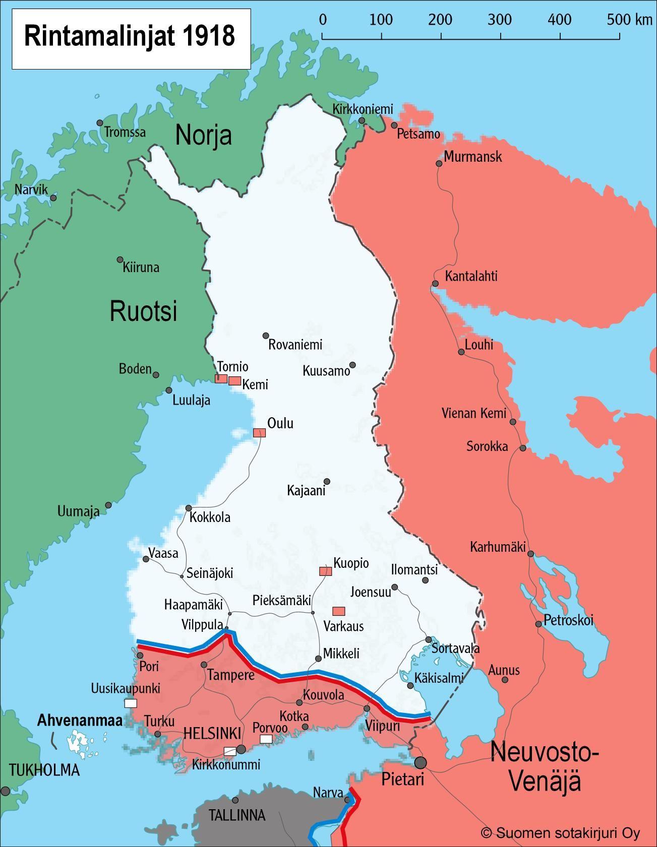 Itsenainen Suomi Euroopassa Talvisodan Tietokeskus Suomi