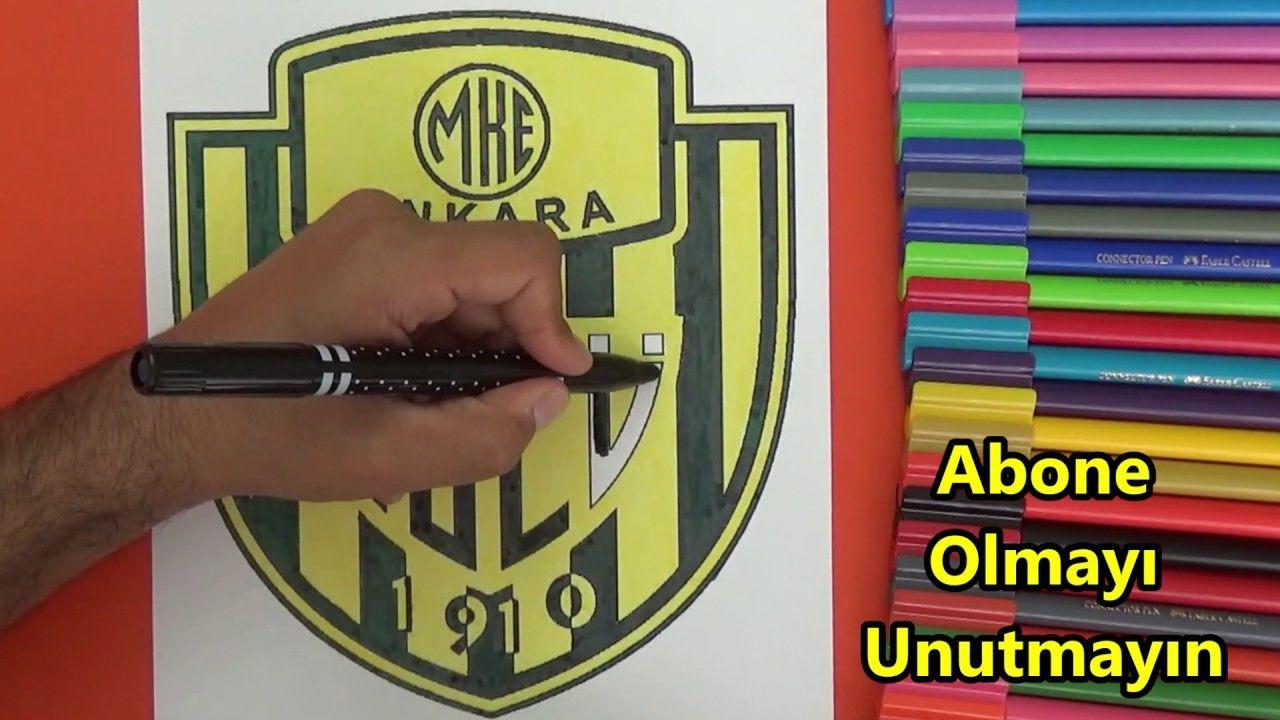 Ankaragucu Logo Boyama Logos Make It Yourself