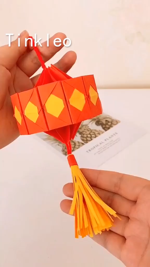Photo of DIY festive lantern – tents