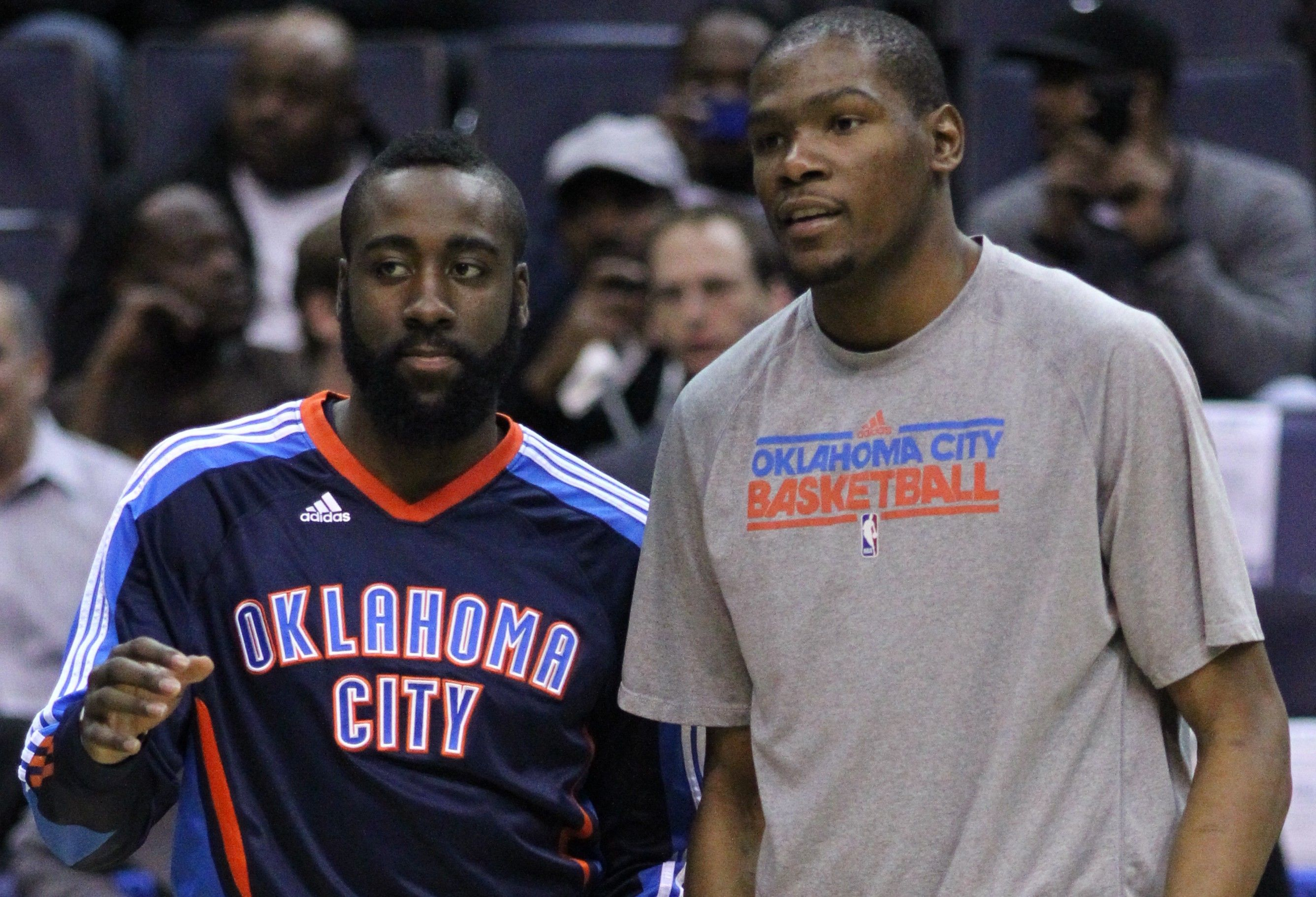 Houston rockets nba rumors - Nba Rumors James Harden The Houston Rockets Superstar Will Go To Any Extent To Try And Recruit Former Okc Teammate Kevin Durant During The Offseason