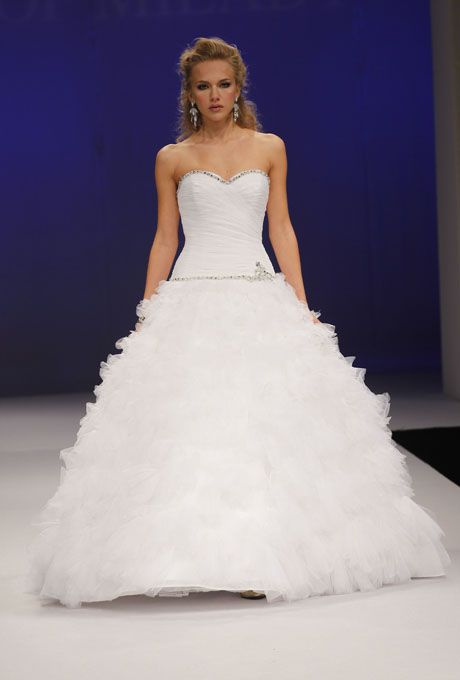new Eve of Milady wedding dresses fall 2012