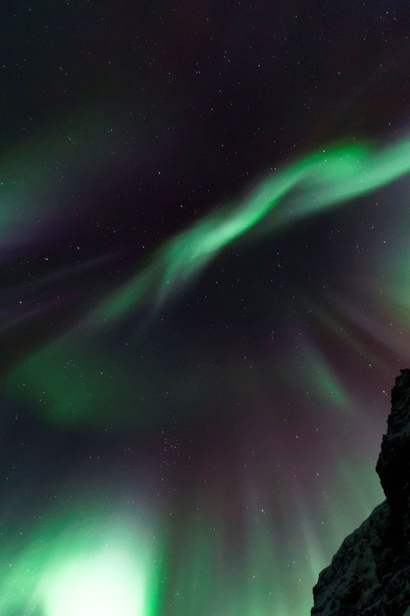 New free photo from Pexels: https://www.pexels.com/photo/aurora-borealis-dark-night-northern-lights-141690/ #sky #night #dark