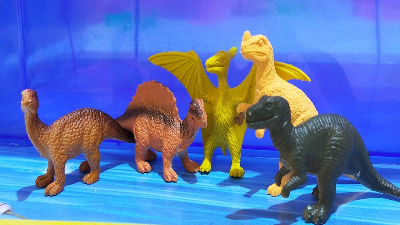Dinosaur Dinosaurs Toy Pals Tv Https Www Youtube Com Watch V Xfucf3w2iju My Huge Jurassic World Di In 2020 Sea Creatures For Kids Kids Ride On Toys Animals For Kids