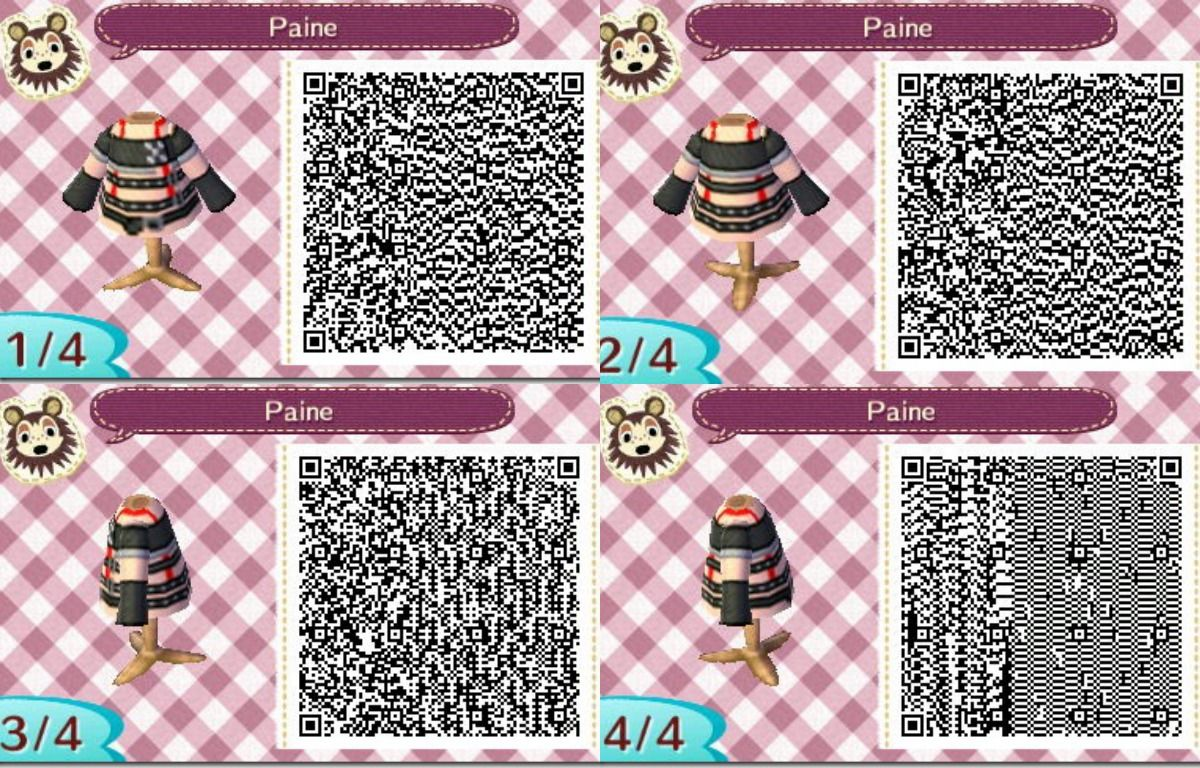 Animal Crossing: New Leaf QR Codes, time to put ...