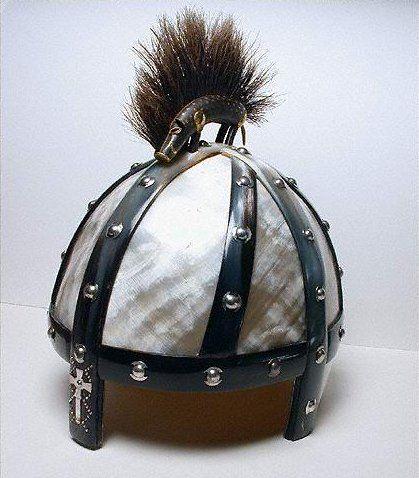 Benty Grange helmet