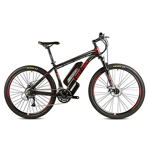 Ccdd Electric Mountain Bike Disc Brake 27 Speed 27 5 Inches 26