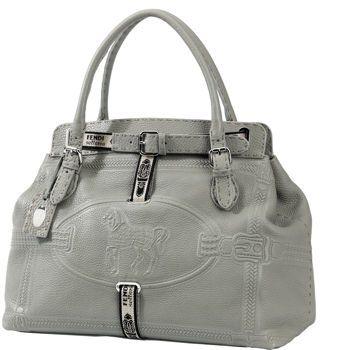Costco Fendi Leather Selleria Tote Bag Gray Bags Leather Handbags,Top Designer Sneakers 2020